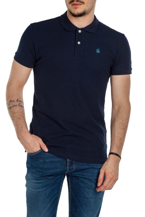 ΜΠΛΟΥΖΑ POLO GARAGE 55 – 019005 – NAVY
