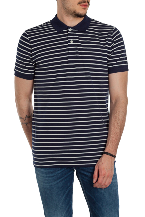 ΜΠΛΟΥΖΑ POLO GARAGE 55 – 019004 – NAVY