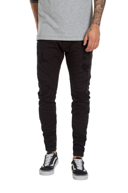 JEANS COVER ORNG – 019098 – BLACK JEANS