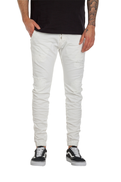 JEANS COVER ORNG – 019099 – WHITE JEANS