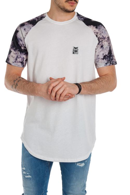 T-SHIRT OWL – 019154 – WHITE